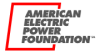 American Electric Power Foundation Logo